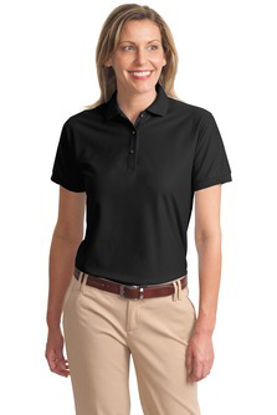 Picture of Custom Embroidered Ladies Ladies Silk Touch Polo Shirt